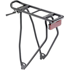 "Racktime I-Valo Light Bike Rack 28"" Batterie-Variante black"